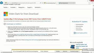 Exchange Server 2013 SP1: Migration