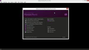Premiere Pro CC 2014: Neue Funktionen