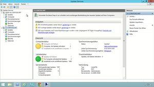 Windows Server 2012 R2: Update Services (WSUS)