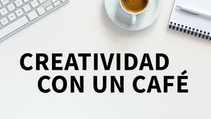 Creatividad con un café