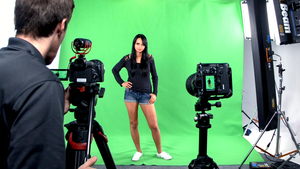 Green Screen Techniques for Video and Photography