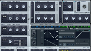 MASSIVE: Digital Synthesis