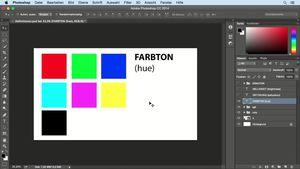Photoshop für Designer: Farbe