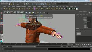 Autodesk Maya: Rigging