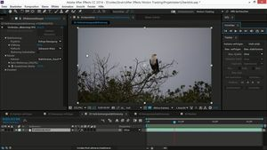 After Effects CC (2014): Motion Tracking