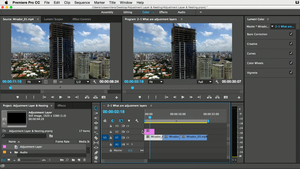Premiere Pro Guru: Adjustment Layers and Nesting