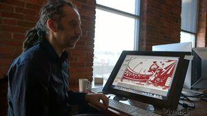 Alberto Scirocco et l'art du motion graphics chez Leftchannel