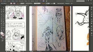 Fundamentos del dibujo: Storytelling