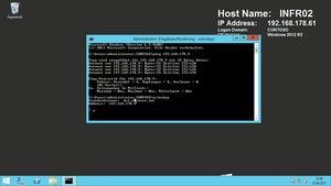 Windows Server 2012 R2: Hochverfügbarkeit von Infrastrukturservern