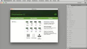 Dreamweaver CC 2015: Neue Funktionen