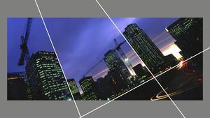Grafikdesign lernen: Fotos zuschneiden