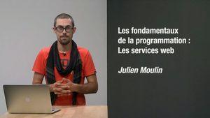 Les fondements de la programmation : Les services web