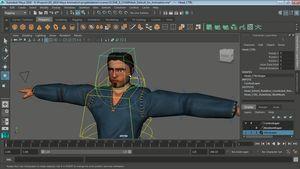 Autodesk Maya: Animation