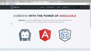 Créer des applications mobiles avec AngularJS et Ionic