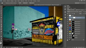 Photoshop CC práctico: Colorización de fotos