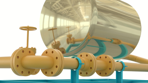 Autodesk Inventor Routed Systems: Pipes