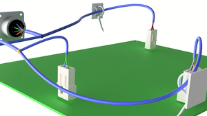 Autodesk Inventor Routed Systems: Harness