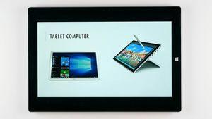 Windows 10-Tablet Grundkurs