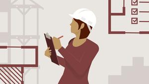 Primeros pasos como director de construcción