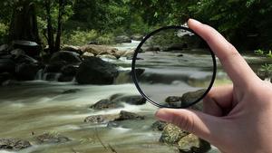 Grundlagen der Fotografie: Filter