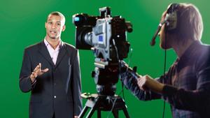 Grundlagen der Videotechnik: Chromakeying