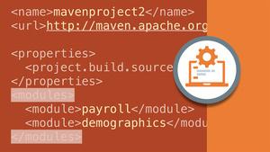 Multi Module Build Automation mit Maven