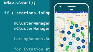 Android : La géolocalisation avec Google Maps