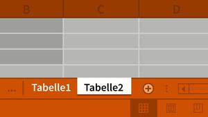 Excel 2013: Mehrere Arbeitsmappen und Arbeitsblätter