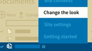 SharePoint: Site Customization