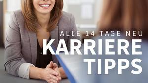 Karriere-Tipps