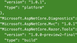 Découvrir .NET Core
