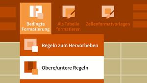 Excel 2013: Formatierungstechniken