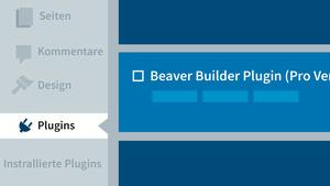 WordPress: Beaver Builder 2.0