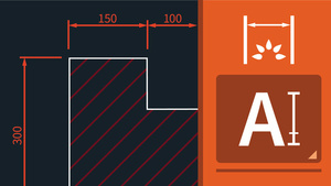 AutoCAD: Zeichnungen bemaßen und beschriften