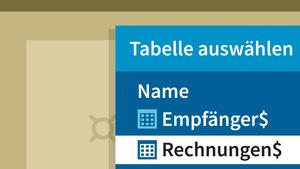 Rechnungen mit Word (und Excel)