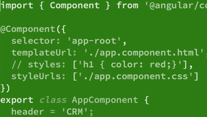 Angular : Les templates