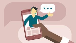 Kundenkommunikation mit WhatsApp 476536564