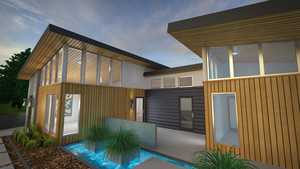 3ds Max and V-Ray: Residential Exterior Materials