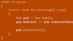 C# 基本講座:イベント・ラムダ式・デリゲート