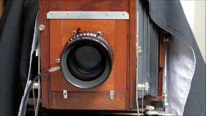 Douglas Kirkland on Photography: Shooting with an 8x10 Camera