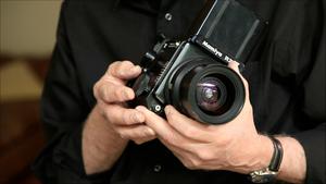 Douglas Kirkland on Photography: Shooting with a Medium-Format Camera
