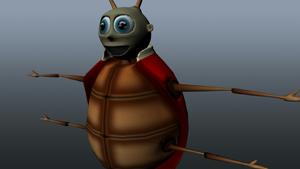 Game Character Creation in Maya
