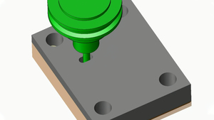 Learning SOLIDWORKS CAM