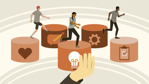 Design Thinking: Facilitación de procesos de trabajo