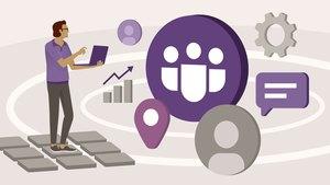 Microsoft Teams Administration: Planen und Konfigurieren einer Teams-Umgebung (MS-700)
