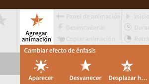 PowerPoint: Animaciones (Office 365/Microsoft 365)