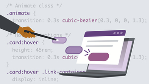 CSS: Enhancing Interfaces with Animation