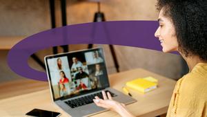Online arbeiten: allein und im Team