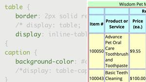 CSS: Display
