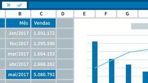 Gráficos no Excel: Uma Visão Aprofundada